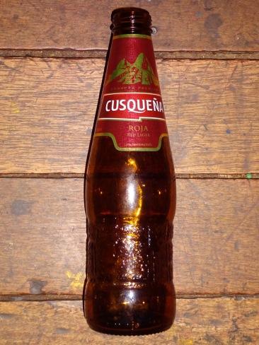 Cusqueña Roja, Perú 5%