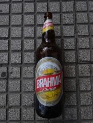 Brahma, Argentina 4,8%